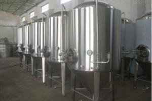 二手啤酒发酵设备